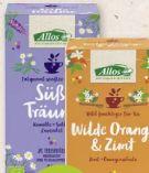 Bio-Tee von Allos