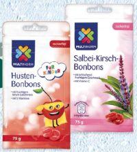 Salbei-Kinder-Hustenbonbons von Multinorm