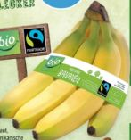 Fairtrade Bio Bananen von Bio Smiley