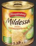 Mildessa Mildes Weinsauerkraut von Hengstenberg