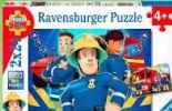2 x 24 Teile-Puzzle von Ravensburger