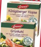 Schalenmenüs von Erasco