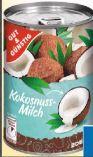 Kokosnussmilch von Gut & Günstig