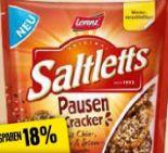 Saltletts Pausen Cracker von Lorenz