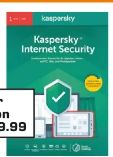 Internet Security von Kaspersky