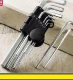 Inbusschlüssel-Satz von Kraft Werkzeuge