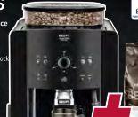 Kaffee-Vollautomat Arabica Quattro Force von Krups