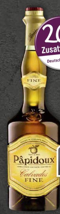 Calvados Fine von Pâpidoux