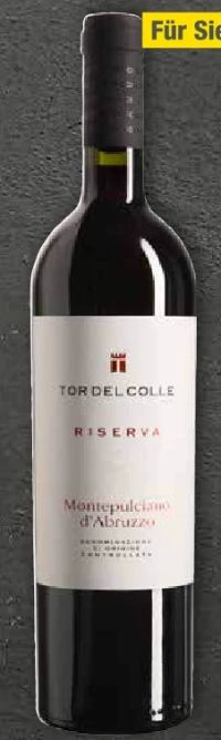 Riserva Brindisi von Tor del Colle