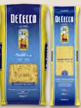 Teigwaren von De Cecco