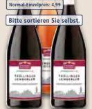 Hohenhaslacher Kirchberg Trollinger mit Lemberger von Stromberg-Zabergäu