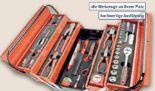 Metall Werkzeugkasten von Brüder Mannesmann Werkzeuge