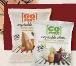 Bio-Gemüsechips von Go Pure