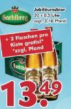 Jubiläumsbier von Hacklberg Passau