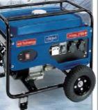 Stromerzeuger SG3100 von Scheppach
