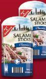 Salami Sticks von Gut & Günstig