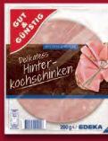 Delikatess-Hinterkochschinken von Gut & Günstig