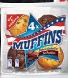 Muffins Stracciatella Schoko von Gut & Günstig
