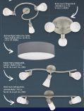 LED-Deckenleuchte von Casalux