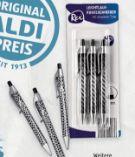 Leichtlauf-Kugelschreiber von Rex Office