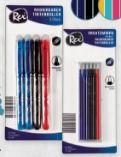 4 radierbare Tintenroller von Rex Office
