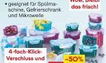 Frischhaltedosen Klick-it von Brat Maxx