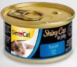 Katzennahrung Shiny Cat von GimCat