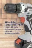 Akku-Bohrschauber M17570 von Brüder Mannesmann Werkzeuge