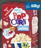 Mikrowellen Popcorn von Gut & Günstig