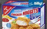 Chicken-Nuggets von Gut & Günstig
