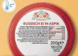 Russisch Ei in Aspik von Kuljanka