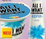 All I Want Joghurt von Danone