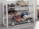 Schuhregal von Livarno Living
