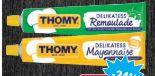 Delikatess Mayonnaise von Thomy