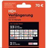 Senderpaket von HD PLUS