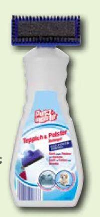 Teppich- & Polster-Reiniger von Putzmeister