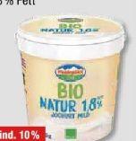 Bio-Naturjoghurt von Weideglück