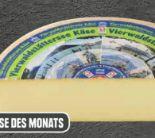 Vierwaldstättersee von Schweizer Käsespezialitäten