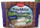 Frischkäse-Becher von Milbona