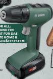 Akku-Bohrschrauber UniversalDrill 18V von Bosch