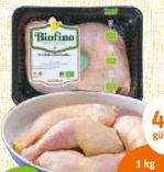 Bio Hähnchenschenkel von Biofino