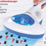 Anti-Milben Handstaubsauger von Clean Maxx
