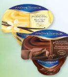 Pudding von Mövenpick