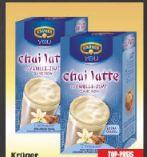 Chai Latte von Krüger