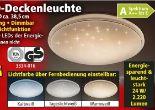 LED-Deckenleuchte von Briloner Leuchten