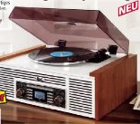Stereo-Nostalgie-Komplettanlage NR 4 von Dual