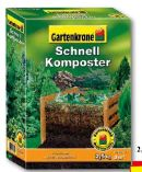Schnell Komposter von Gartenkrone
