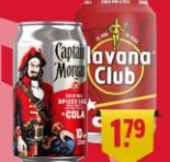 Original Spiced Gold & Cola von Captain Morgan