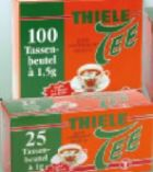 Tassenbeutel von Thiele Tee