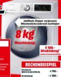 Waschmaschine WW81M642OPW/EG von Samsung